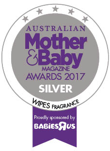 Mother and Baby Magazine Awards 2017 silver