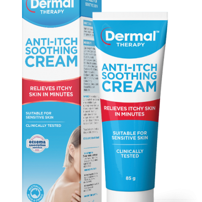 DT Anti-Itch Soothing Cream 85g