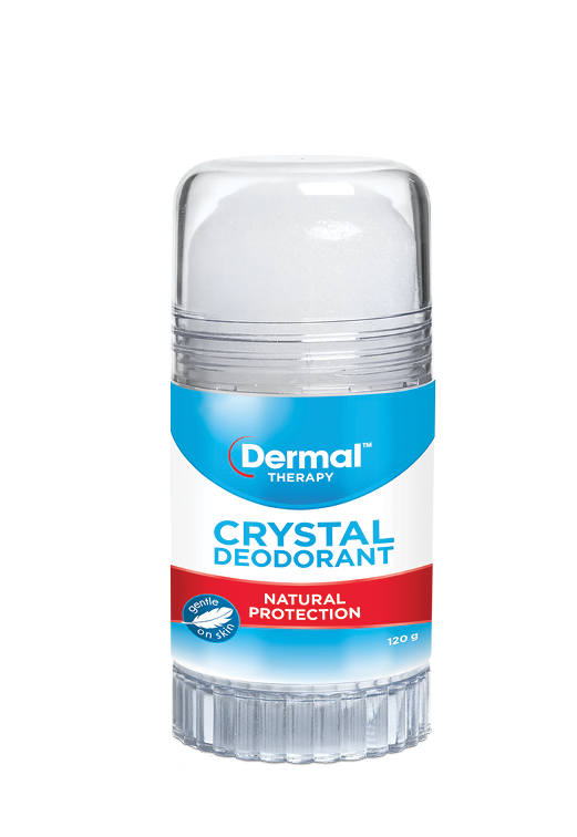 Dermal Therapy Crystal Deodorant 120G