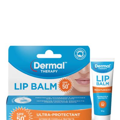 Dermal Therapy Lip Balm 10G SPF 50+
