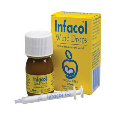 Relieves Baby Wind and Colic