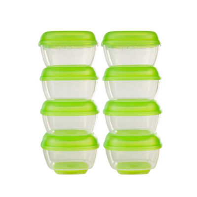 Mini Freezer Pots 8pk