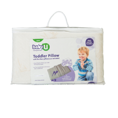 Baby U Toddler Pillow