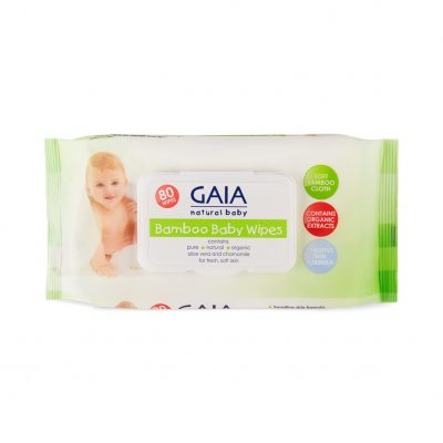 Gaia wipes 80