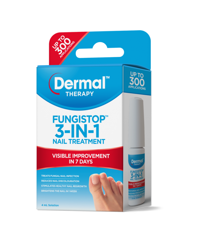 Dermal Therapy Fungi Stop Carton